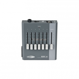 CONSOLLE 6 CANALI SD S-6